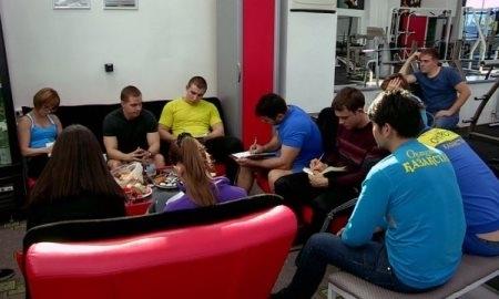 Алматинский фитнес-тренер разработает программу тренировок для гребцов ЮКО