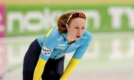 Екатерина Айдова финишировала третьей в забеге на 500 метров на седьмом этапе Кубка мира