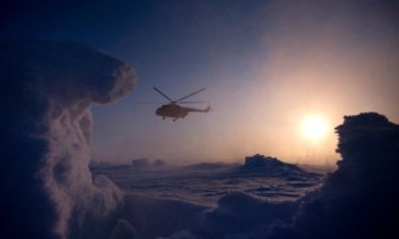Первая казахстанская лыжная экспедиция на Северный полюс стартует в апреле