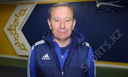 """Главный тренер """"Окжетпеса"""" подтвердил интерек Дмитрию Сычеву"""