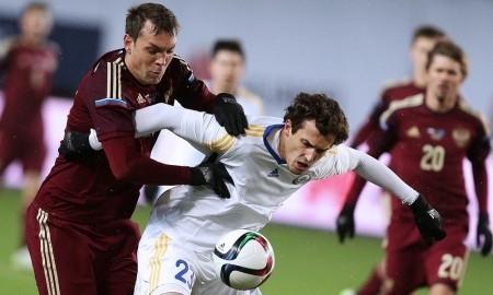 Россия — Казахстан 0:0. По-дружески