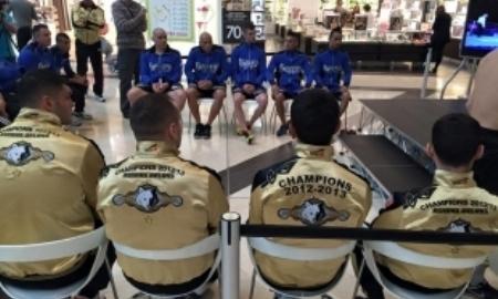 «Хабар» покажет матч WSB «Italia Thunder» — «Astana Arlans»