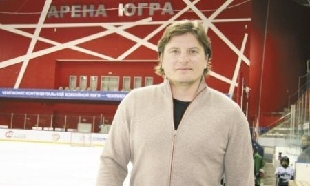 Андрей Потайчук в «Сарыарке»