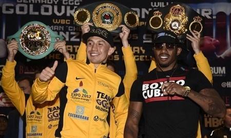Казахстанский боксер Геннадий Головкин побил рекорд Майка Тайсона