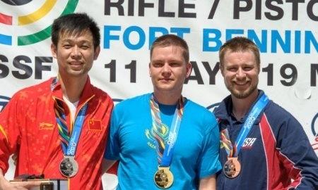 Шымкентские пулевики получили две олимпийские лицензии