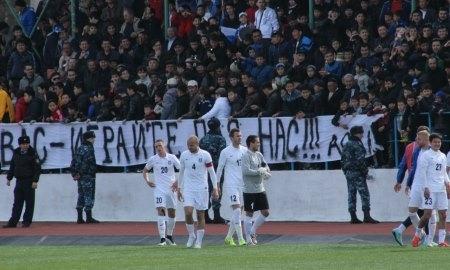 Отчет о матче Премьер-Лиги «Иртыш» — «Тараз» 0:1