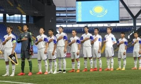 Казахстан со счетом 1:8 проиграл Грузии на Кубке Президента РК