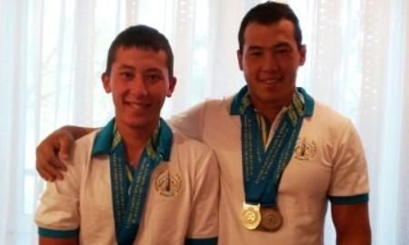 Кызылординцы завоевали 8 медалей на соревнованиях по гребле на байдарках и каноэ в Атырау