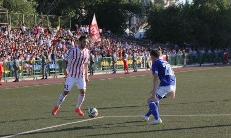 Отчет о матче Премьер-Лиги «Актобе» — «Окжетпес» 4:2