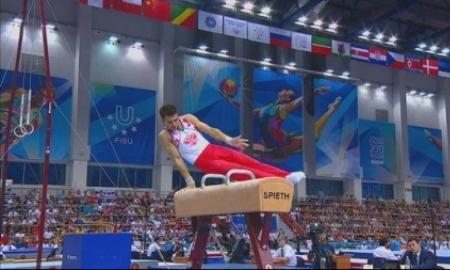 Казахстанцы остались без наград по итогам четвертого медального дня летней Универсиады-2015
