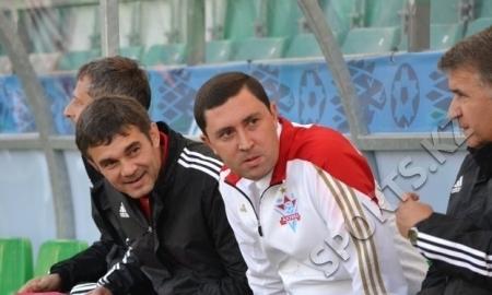 Владимир Газзаев может возобновить работу в «Актобе»
