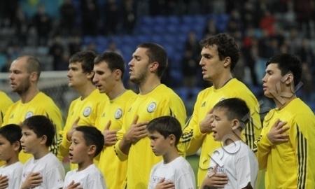 Казахстан поднялся на одну строчку рейтинга FIFA