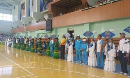 Карагандинцы показали лучший результат на IV Летних паралимпийских играх Казахстана