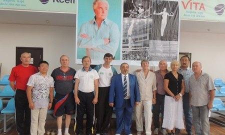 В Алматы состоялся первый турнир по спортивной гимнастике памяти Юрия Цапенко