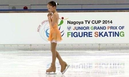 Элизабет Турсынбаева стала четвертой на «Skate America»