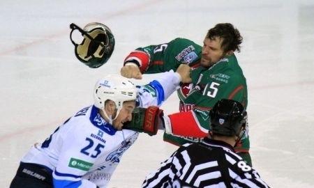 Рыспаева дисквалифицировали на две игры
