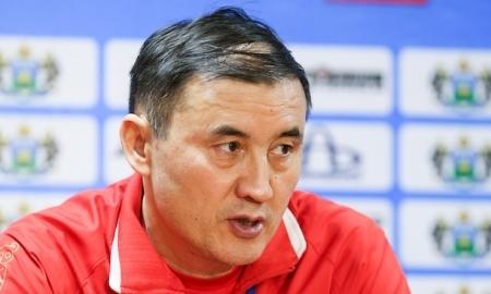 Амиржан Муканов: «В Кубке УЕФА мы должны показать неплохой футзал»
