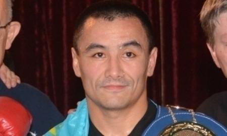 <strong>Жанат Жакиянов завоевал титул временного чемпиона мира WBА</strong>