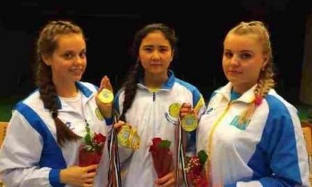 Казахстанка Жанель Серикбаева выиграла «золото» чемпионата Азии по пулевой стрельбе