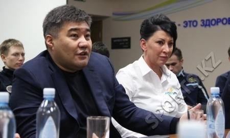 """Дархан Калетаев: «""""Astana Pro Team"""" — самый успешный спортивный проект страны, и мы должны его сохранить»"""