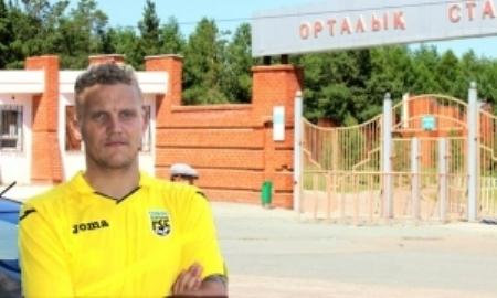 Матулявичюс покидает «Тобол»