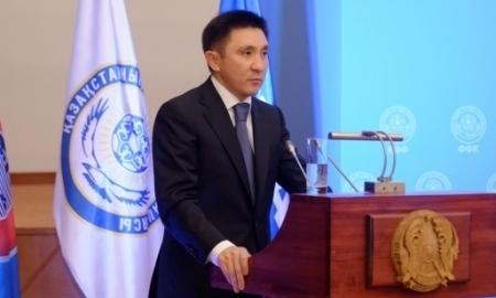 Ерлан Кожагапанов: «Огромных затрат на футбол в Казахстане теперь не будет»