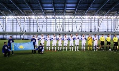 Юношеская сборная Казахстана соберется в Санкт-Петербурге