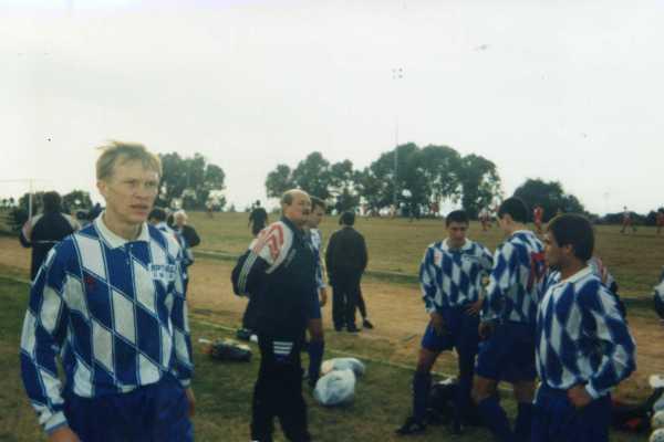 1996 год. Близнюк в «Иртыше»
