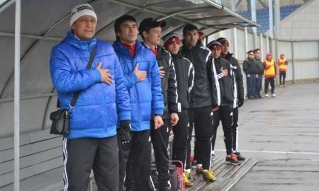 <strong>Алмас Кулшинбаев — главный тренер «Жетысу»</strong>