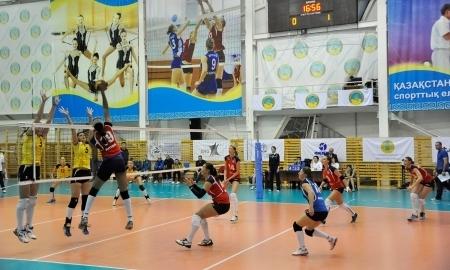 «Алтай» стал победителем четвертого тура женской Национальной лиги