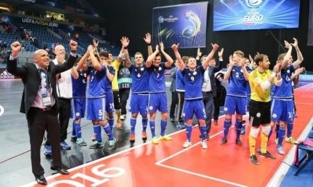 <strong>Казахстан стал бронзовым призером ЕВРО-2016</strong>