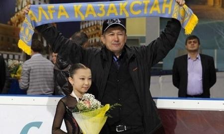 Байтак Турсынбаев: «Мы счастливы, что Элизабет завоевала медаль Олимпиады»