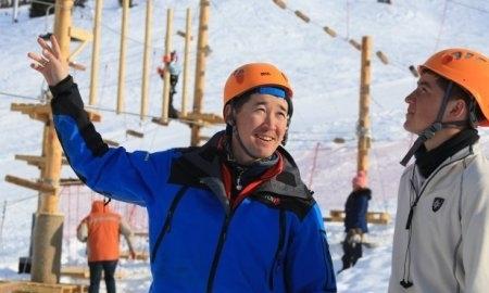 Альпинист Максут Жумаев устроит реалити-шоу из предстоящего восхождения на пик Аконкагуа