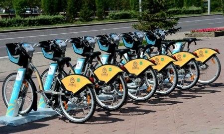 В Шымкенте запускается проект автоматизированных станций велосипедного проката «Shymkent Bike»
