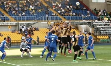 Отчет о матче Премьер-Лиги «Тараз» — «Кайрат» 2:1