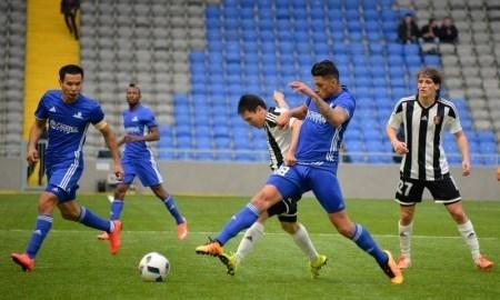 Отчет о матче Премьер-Лиги «Астана» — «Шахтёр» 2:1