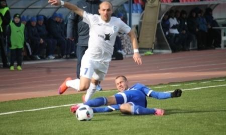 Отчет о матче Премьер-Лиги «Иртыш» — «Окжетпес» 1:0