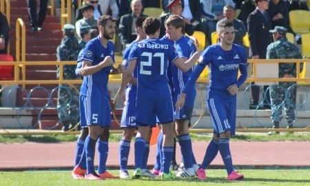 Отчет о матче Премьер-Лиги «Ордабасы» — «Астана» 1:3