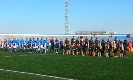 Отчет о матче Премьер-Лиги «Шахтер» — «Жетысу» 0:0
