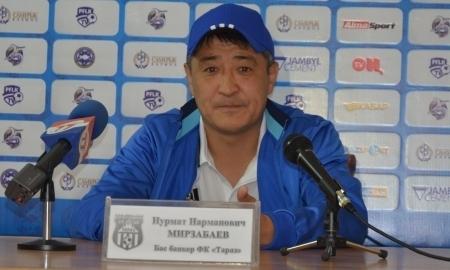 Нурмат Мирзабаев: «Ничья — самый плохой результат, с учетом наших потерь»