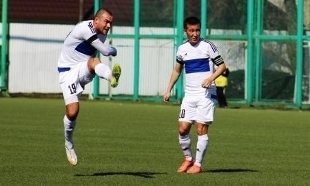 <strong>«Окжетпес» стал четвертьфиналистом Кубка Казахстана</strong>