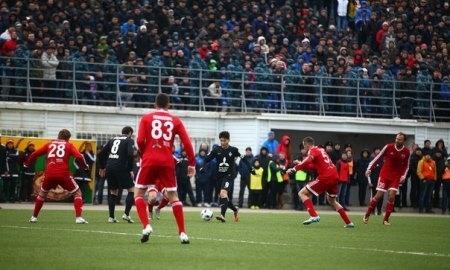 Отчет о матче Премьер-Лиги «Акжайык» — «Кайрат» 2:1