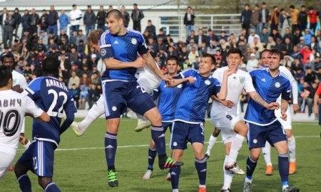 Отчет о матче Премьер-Лиги «Жетысу» — «Ордабасы» 1:2