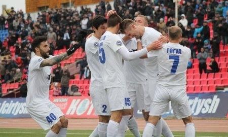 Отчет о матче Премьер-Лиги «Иртыш» — «Атырау» 3:0