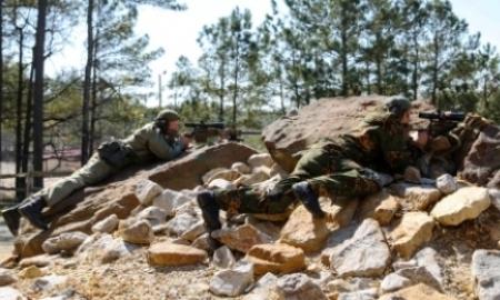 Казахстанские снайперы вошли в тройку лучших на международных снайперских соревнованиях