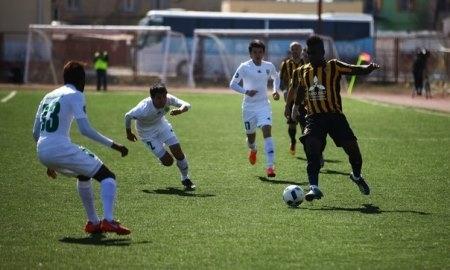 Отчет о матче Премьер-Лиги «Атырау» — «Кайрат» 0:1
