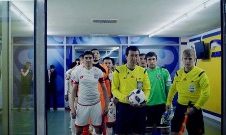 Отчет о матче Премьер-Лиги «Актобе» — «Жетысу» 3:2