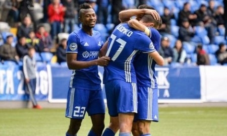Отчет о матче Премьер-Лиги «Жетысу» — «Астана» 0:1