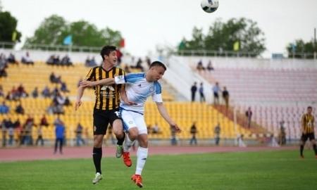 Отчет о матче Премьер-Лиги «Ордабасы» — «Кайрат» 1:0