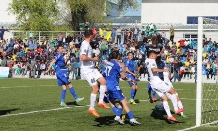 Отчет о матче Премьер-Лиги «Жетысу» — «Тараз» 2:1